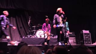 Roller Coaster - The Fooo Conspiracy (SSE Hydro, 18/4/15)