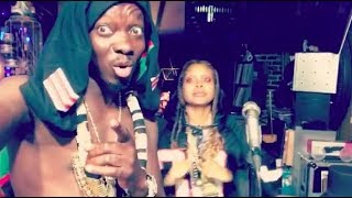 Erykah Badu & Michael Blackson Do ' For That Dick Challenge ' - CH News