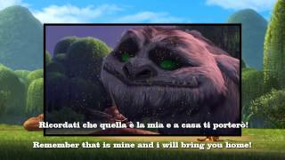 Tinkerbell:The Legend of the Neverbeast -Strange Sight + Reprise(Italian)Subs and Trans