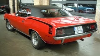 THE BEST US-CARS, loud V8 Sound, Start up, idle, Rev, Acceleration, Ride