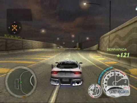Need For Speed Underground 2 Batida de carros