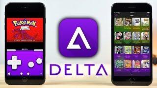 Delta - New ALL In One Emulator (GBA, N64, SNES & GBC)