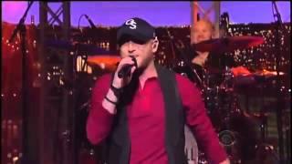 Cole Swindell 'Chillin' It' LIVE on Letterman