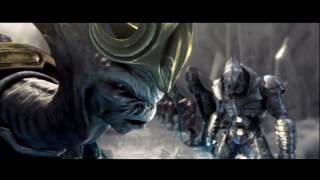 Halo Wars -  All CGI Cutscenes