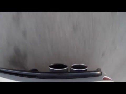 Golf VII R Underground Exhaust