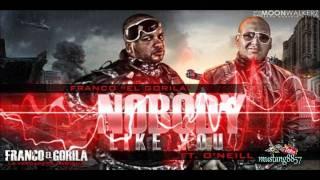 Nobody Like You - Franco El Gorila Ft O'neill(VIDEO OFFICIAL)