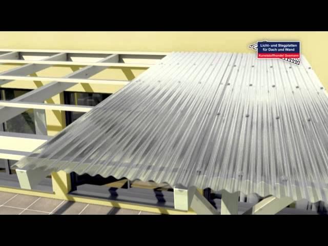TerrassenUberdachung Holz Hagebaumarkt ~ Holz Terrassenüberdachung selber bauen (REXOcomplete)