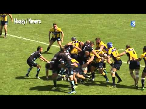 Rugby : Uson s'incline face à Massy 1re partie