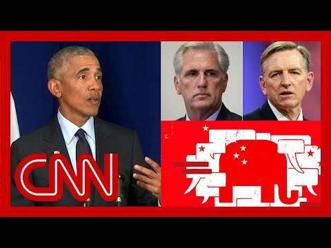 Former President Obama unleashes on Trump GOP Full speech from Illinois