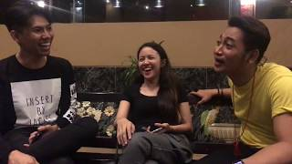 Irwan sumanep tiru suara LESTI, REZA dan FILDAN