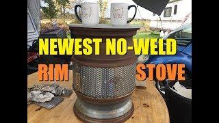 Newest Rim Stove Build,