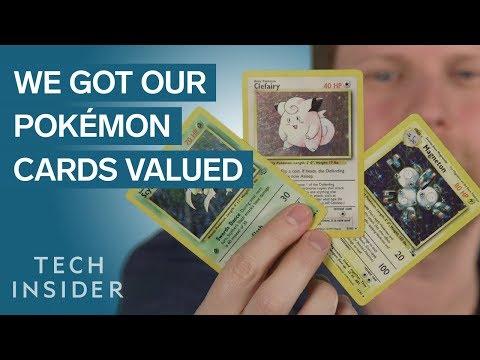 Xxx Mp4 We Got Our Pokémon Cards Valued 3gp Sex