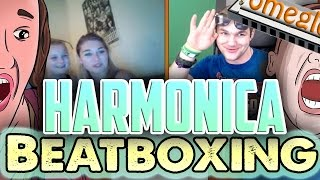 HARMONICA BEATBOXING on OMEGLE! (Omegle Funny Moments)