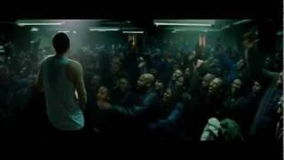 8 Mile - Final Battle - Eminem VS Papa Doc (HD Video & Audio)