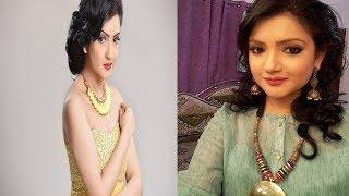 Stree // Zeebangla Serial Actress Sananda Basak Unseen Photos