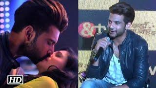 Karan talks about Kissing Saanvi in Yeh Kahan Aa Gaye Hum