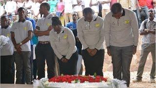 IPRC KIGALI COMMEMORATES GENOCIDE AGAINST TUTSI