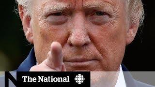 Trump reverses criticism of