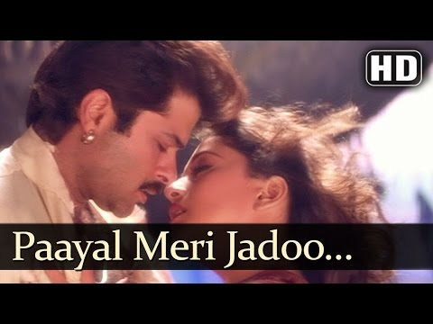 Paayal Meri - Madhuri Dixit - Anil Kapoor - Rajkumar - Hindi Song