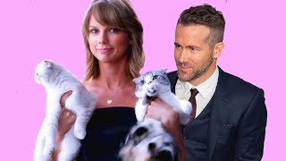 Taylor Swift y Ryan Reynolds JUNTOS