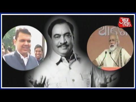Dastak: Fadnavis Meets PM Modi, Countdown Begins For Eknath Khadse?