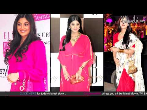 How did Shilpa Shetty lose all that post-pregnancy weight