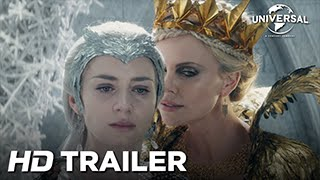 The Huntsman Winter's War – Global Trailer (Universal Pictures)
