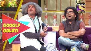 Dr. Gulati Treats Arijit Singh | Googly Gulati | The Kapil Sharma Show