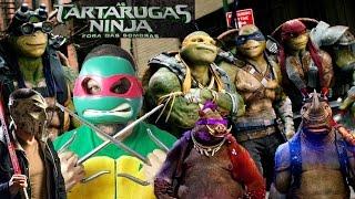 Tartarugas Ninja 2 - Fora das Sombras 2016 - Review [filme]