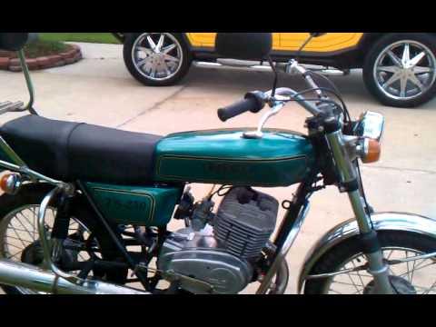 moto islo 250