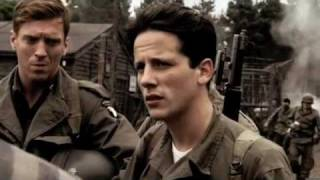 Band of Brothers- Liberation of Concentration Camp