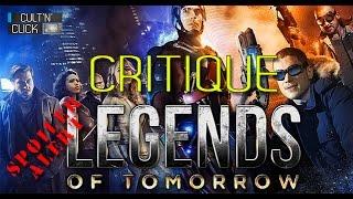 DC'S LEGENDS OF TOMORROW | Critique du pilote de la série