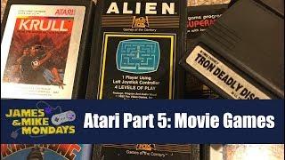 ATARI PART 5: Movie Games - James & Mike Mondays