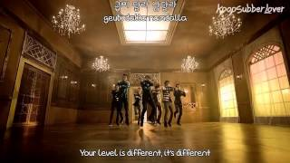 BTOB - WOW MV [Eng Sub+Romanization+Hangul] HD