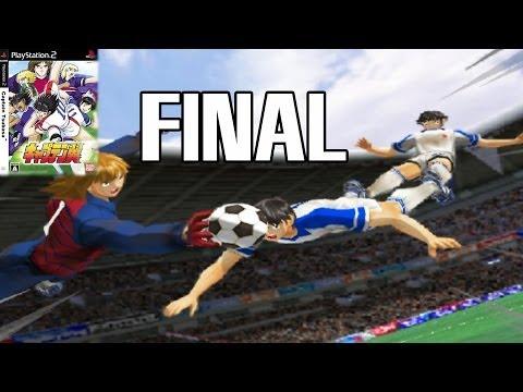 Captain Tsubasa PS2 Final Super Campeones Oliver y Benji PS2 Final Road to World Cup 2002
