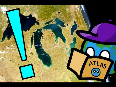 watch WORLD GEOGRAPHY 101: The Great Lakes
