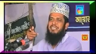 Bangla waz  ---   Moulana Tofazzal Hossain ---- islamic waz video ---- Nobijir Mrittur por.