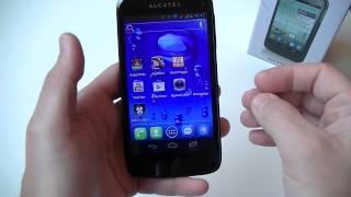 Test de l'Alcatel One Touch 997D Ultra (OT-997D) | par Top-For-Phone.fr