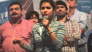 Discurso Lanzamiento de Candidatos a Concejales de Eldorado