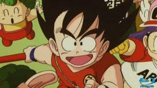 Dragon Ball Trailer De La Pelicula Una Aventura Mistica