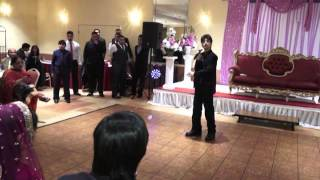 Valima/Reception Ceremony of Moin & Iman