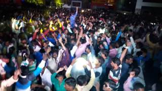 Lakhabai song at solapur with dj sonu