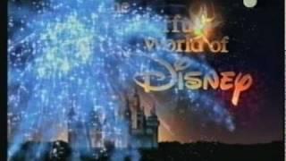 [DISNEY] The Wonderful World Of Disney Intro