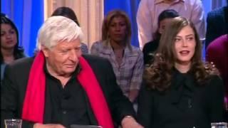interview Anna Mouglalis - Archive INA