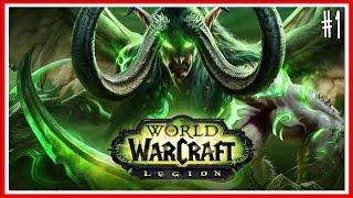 Начало пути? [1-11lvl Человек/Воин] - World of Warcraft: Legion - #1
