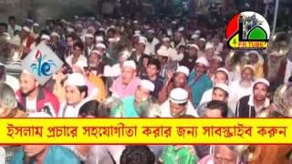 maulana amir hamza kushtia 2016