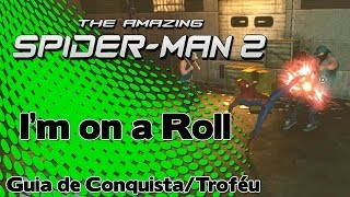 The Amazing Spider-Man 2: I'm on a Roll - Guia de Conquista / Troféu