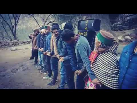 Xxx Mp4 Shyamu Negi Performing On Holi Fagh Mela Festival At Reshwal Sangla 3gp Sex