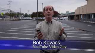 Cell Phone Audio for Video - Sound Techniques with Bob Kovacs