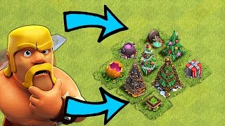 YOU CHOOSE THE BEST!!😀TOP 5 SPAWN ITEMS!!!😀Clash Of Clans